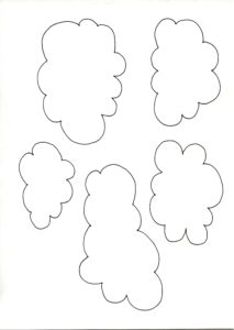 Mindfulness resource - Releasing emotions: clouds